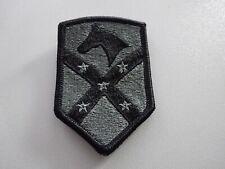 (A1-0014) USA Abzeichen Patch 15th Sustainment Brigade ACU klett