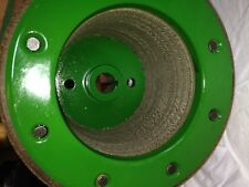 JOHN DEERE M-MT FLAT BELT PAPER PULLEY  FOR SHOW QUALITY OR USE EVER DAY