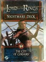 LotR LCG: The City of Corsairs Nightmare Deck - Lord of the Rings (new/sealed)