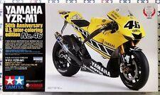 Tamiya 14114 1/12 Yamaha YZR-M1 50th Anniversary US Inter-coloring Edition No.46