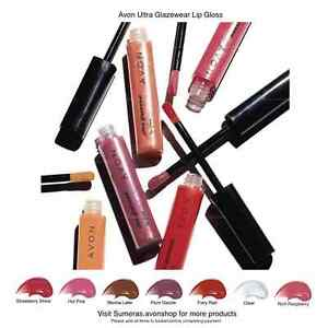 Avon Ultra GlazeWear Various Lip Gloss 6ml New/Sealed Great Mothers Day Gift
