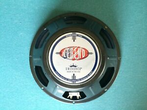 Eminence Legend 12in Guitar Replacement Speaker 100-120W RMS 16 Ohm