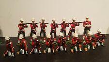 Vintage Antique Britain's lead Soldier's. Highlander Rifleman. NR