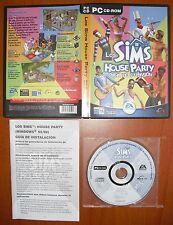 Los Sims House Party (expansión) [PC CD-ROM] EA Maxis Versión Española