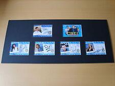 CSI Miami - genuine autographs / UACC  AFTAL