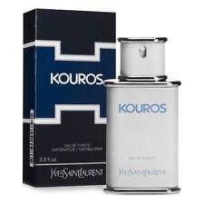 Mens Yves Saint Laurent Kouros Eau de Toilette Masculine Scent Spray 100ml