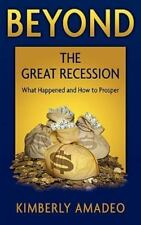 Beyond the Great Recession: What Happened and How to Prosper (Paperback or Softb
