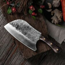 Chef knife Stainless Steel Kitchen Knives Best Sharp Cleaver Cooking Tool 8 Inch