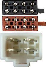 PC2-40-4 SUZUKI ALTO, SWIFT CD STEREO RADIO ISO WIRING HARNESS ADAPTOR LOOM