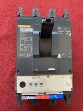 Square D Lg400- Lgf 36400Ru33Xso 400 Amp 3pole breaker.