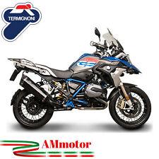 Termignoni Bmw R 1200 Gs 2018 18 Terminale Di Scarico Moto Scream Adv Nero