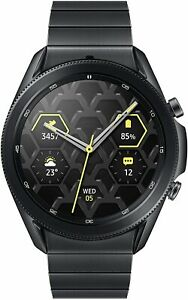Samsung Galaxy Watch3 R840 45mm Titanium Case - Stainless Steel Band - Very Good