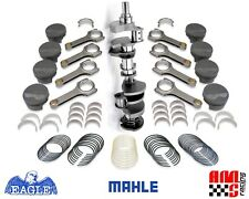 "FORGED ROTATING ASSEMBLY CHEVY 383 6.000"" RODS MAHLE FLAT TOP PISTONS BALANCED"