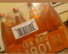 Irn Bru 1901 Full Sugar No Sweetners Christmas Limited Edition CRATE FULL CASE