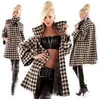 New Sexy Women Warm Coat Ladies Jacket Long Sleeve Cardigan SIZE 8 10 12 14 16