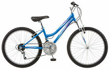 Pacific 24 inches Girl's ATB Tide Bike Bicycle - Blue