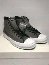 Converse Mens Size 10 Jack Purcell Woolrich Street Boots Wool White Black New
