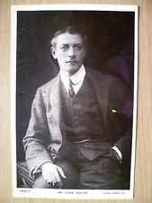1908 Used Postcards- Actors MR LEWIS WALLER, No. 4252 T (Rotary Photographic)