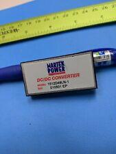 Dcdc Converter Martek Power Cdi 1512d48ln 1 3 Pin 3 Pin New One