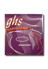 GHS VANGUARD CLASSICS NONTRADITIONAL NICKEL SMOOTHWOUND CLASSICAL GUITAR STRINGS