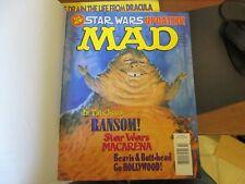 VINTAGE MAD MAGAZINE # 354 FEB 97 STAR WARS UPDATED
