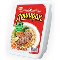 Doschirak instant Nudeln mit Rindfleisch Geschmack 90g Nudelgericht Rind