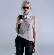Sweaty Betty Leste Luxe Knit Tunic size S/M 10 12 UK Cashmere and wool