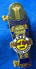 MYRTLE BEACH EGYPTIAN PHARAOH OPENING SARCOPHAGUS MUMMY 07 Hard Rock Cafe PIN #5
