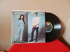 "Bobbie Gentry and Glen Campbell    12""      33 RPM  LP"