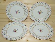 "Haviland Limoges Lutetia (4) Dessert or Bread & Butter Plates 6 3/8"""