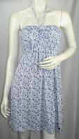 Tommy Girl  Dress, Halter Printed A-Line sizes M, L, XL