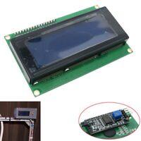 3X(Blaue Serielle IIC I2C TWI 2004 20X4 Zeichen 5V LCD-Modul-Anzeige für Ar V7W9