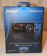SIRIUSXM ONYX XDNX1V1 SIRIUS XM CAR & HOME SATELLITE RADIO RECIEVER WOW