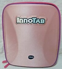 Vtech Innotab 2 Padded Storage, Carry Case, Pink & Purple, Good, Clean Condition