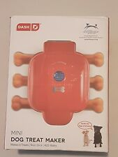 Dash Mini Dog Treat Maker - Red