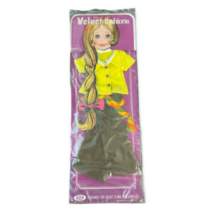 Crissy Family~Velvet~Mia~Dina~Smarty Pants~Doll Fashion Outfit~MIP~Ideal~1970s