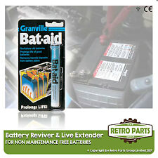 Car Battery Cell Reviver/Saver & Life Extender for Fiat 135 Dino Spider.