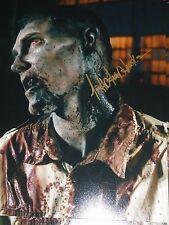 Michael Koske The Walking Dead Signed Autographed Authentic 8x10 Photo Walker #2