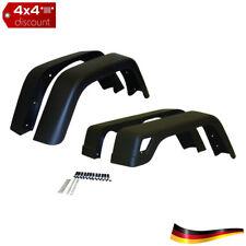 NEU 4- Teilige Kotflügelverbreiterungen 6,5 Zoll Übergrösse Karosserie