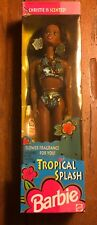 1994 Scented Christie Tropical Splash Barbie Unopened Box