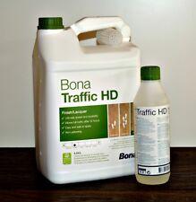 Bona Traffic HD 4,95L extra matt Parkettlack 2K Versiegelung Wasserlack