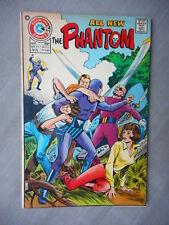 THE PHANTOM VOL 2 CHARLTON COMICS N°62 VO TRES BON ETAT / FINE