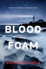 Great Private Eye Thriller! Blood Foam By Brendan Dubois (Best Price!)