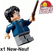 Lego Figurine Minifig Harry Potter + baguette Wand hp153 75955 75950 NEUF
