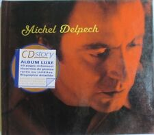 "MICHEL DELPECH - CD ""DIGIBOOK"" ""STORY"
