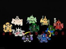 Bandai Sd Gundam Full Color Part 51 gashapon figure (Full set of 10 figures)