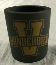 Officially Licensed Vanderbilt Commodores Can Koozies Set of 2