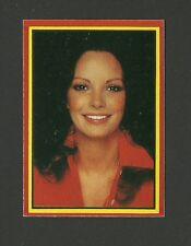 Charlie's Angels Jacklyn Smith 1978 Spanish Pop Music TV Card