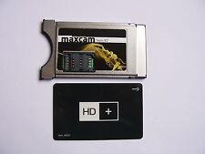 Maxcam Twin V2 CI CI+ Modul  HD+01 02 03 04 MTV SKY ORF SRG incl. HD+ Karte leer