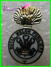 Pin's THE ROYAL WELCH FUSILLIERS infanterie régiment de l'armée britannique  #A1